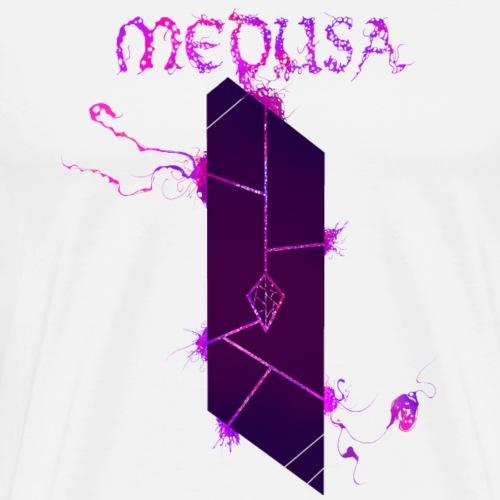 Monolithe Méduse - T-shirt Premium Homme