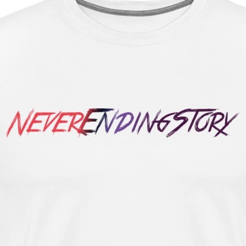 NeverEndingStory - Männer Premium T-Shirt