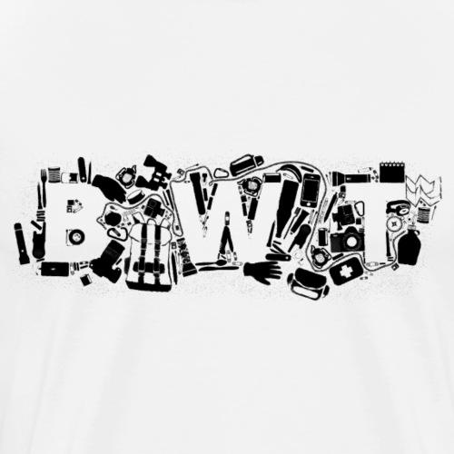 BWT Essentials #01 Logo - Men's Premium T-Shirt