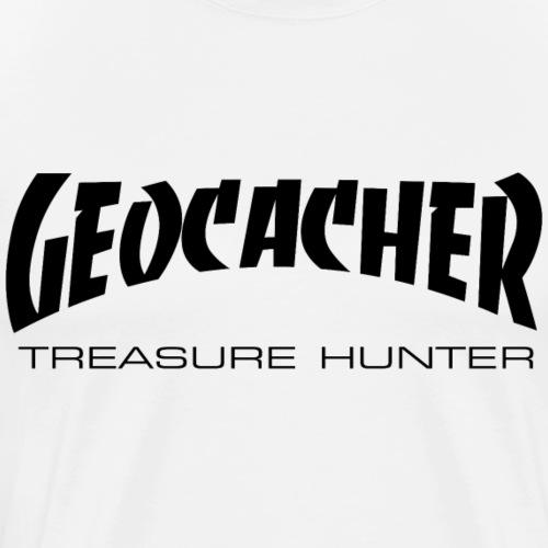 Geothrasher - Männer Premium T-Shirt