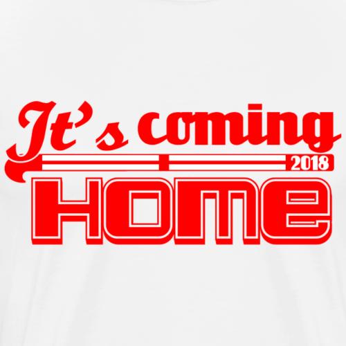 itscominghome2018 - Men's Premium T-Shirt