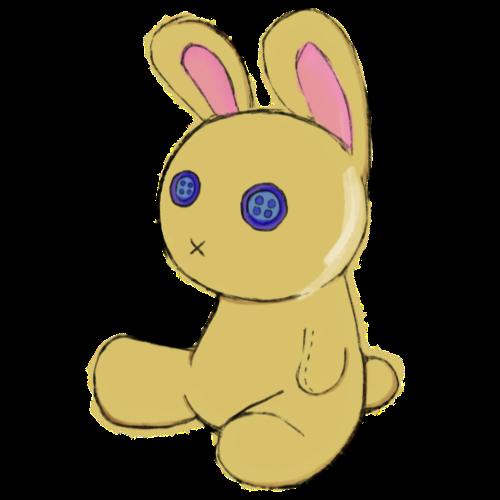 Bunny - Premium-T-shirt herr