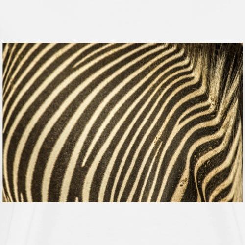 Animality - Zebra - T-shirt Premium Homme