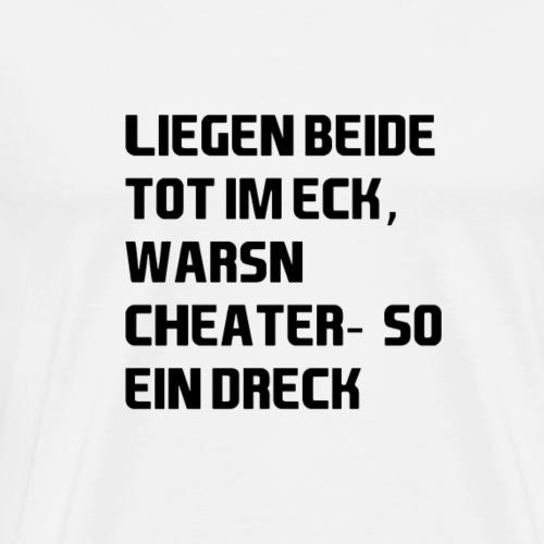 Gamer Reim - Männer Premium T-Shirt