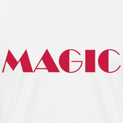 Magic - T-shirt Premium Homme