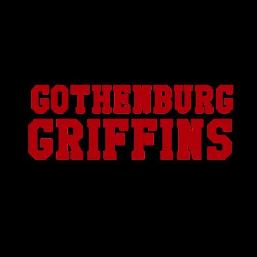 Gothenburg Griffins Text - Premium-T-shirt herr
