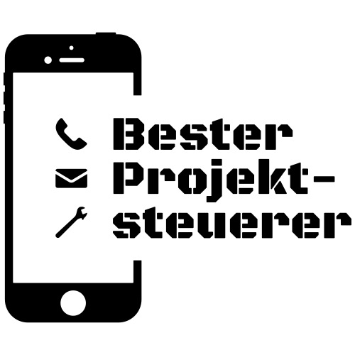 Bester Projektsteuerer - Männer Premium T-Shirt