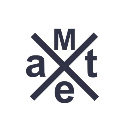 Mate-Kreuz - Männer Premium T-Shirt