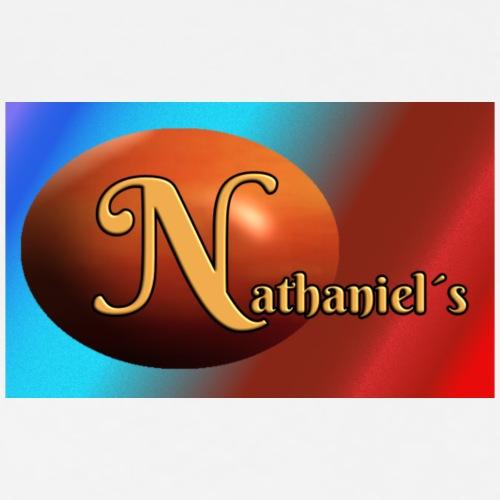 NathanielsLogo2 - Männer Premium T-Shirt