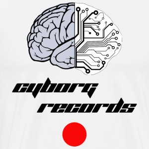 Cyborg Records T-Shirt - Men's Premium T-Shirt
