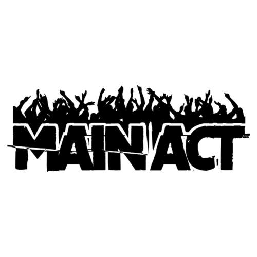 Main Act - Black Edition - Männer Premium T-Shirt