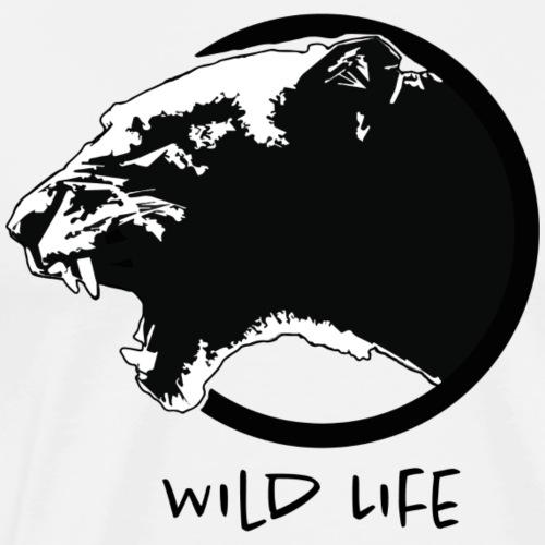 Wild Life - LIONNE - T-shirt Premium Homme