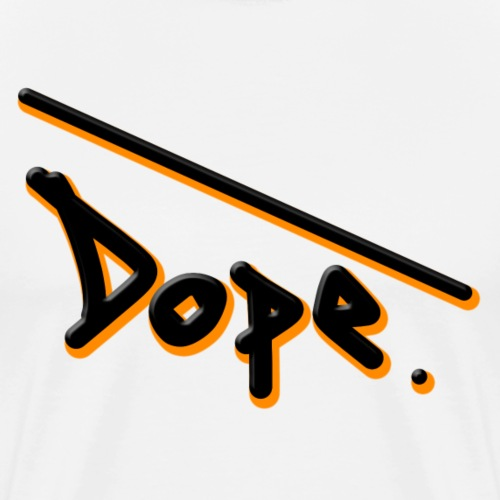 DOPE - Männer Premium T-Shirt
