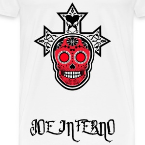Joe inferno - Men's Premium T-Shirt