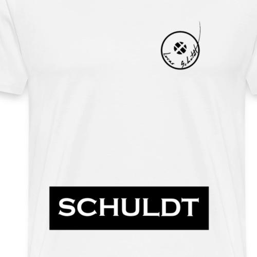 Schuldt Kollektion - Herre premium T-shirt