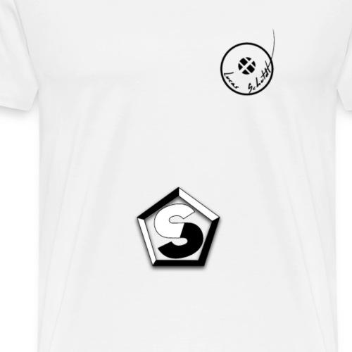 Schuldt Speciel Kollektion - Herre premium T-shirt