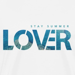Stay Summer Lover - T-shirt Premium Homme