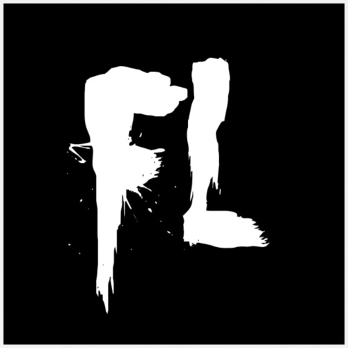Faylox - Logo - White Edition - Männer Premium T-Shirt