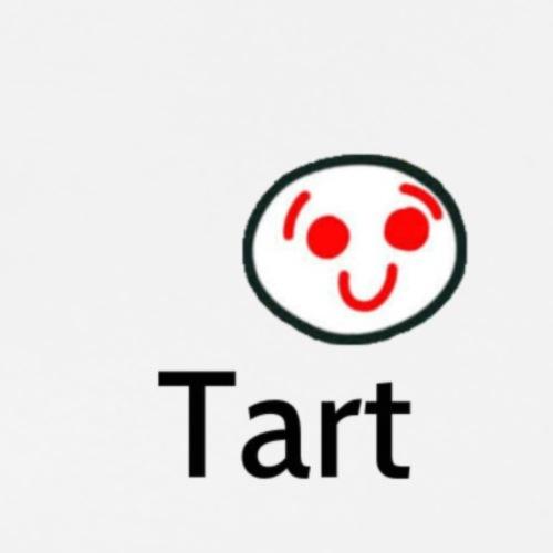 Tart little logo - T-shirt Premium Homme