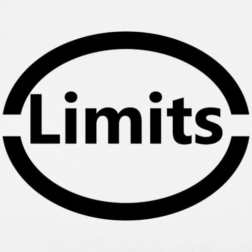 Limits - T-shirt Premium Homme
