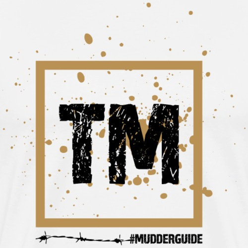TM #mudderguide - Männer Premium T-Shirt