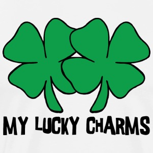 Irish My Lucky Charms Women's - Men's Premium T-Shirt