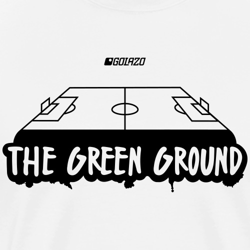 The Green Ground - Männer Premium T-Shirt