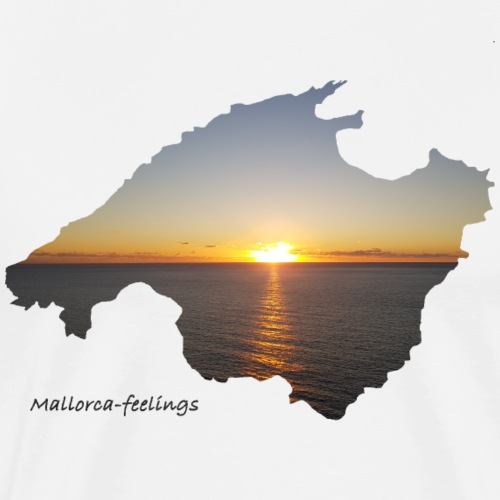 mallorca-feelings sundown 3 - Männer Premium T-Shirt