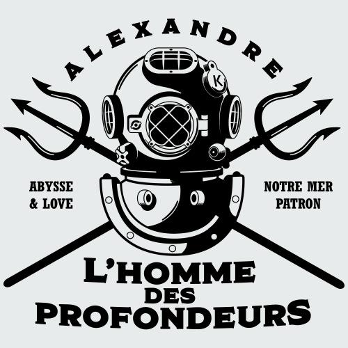 L'homme des Profondeurs - LE KLUB - T-shirt Premium Homme