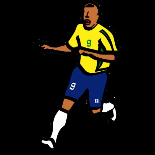Il Fenomeno, 9 | Mata Club Football Culture - Maglietta Premium da uomo