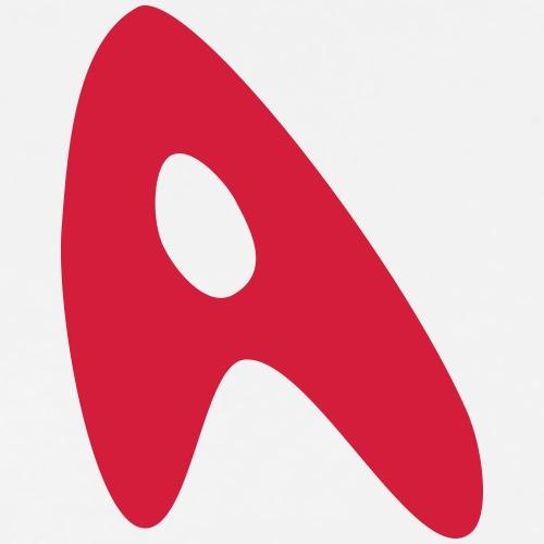 Aquila segelzeichen - Männer Premium T-Shirt