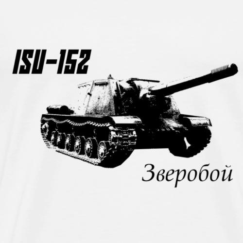 ISU-152 Beast Killer - Männer Premium T-Shirt