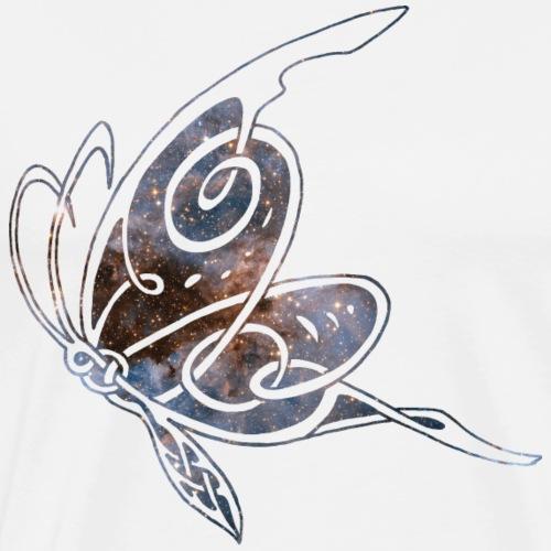 papillon celtic etoiles - T-shirt Premium Homme
