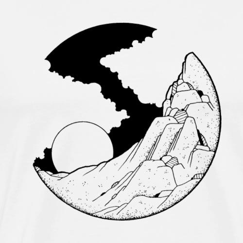 161 - T-shirt Premium Homme