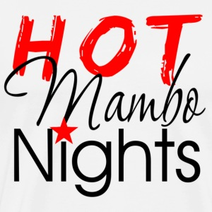 Hot Nights Mambo Shirt - noir - Mambo de New York - T-shirt Premium Homme
