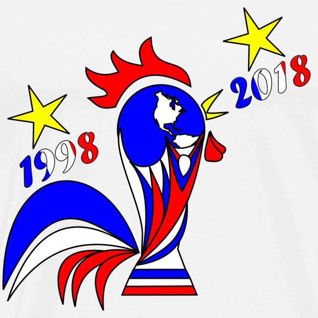 coupe du monde football 2018 mondial France 2018