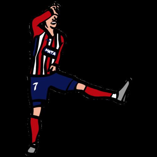 Le Petit Diable, 7 | Mata Club Football Culture - Maglietta Premium da uomo
