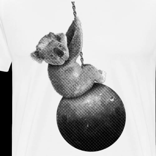 Cyrus Koala - Männer Premium T-Shirt