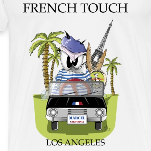 French Touch - T-shirt Premium Homme