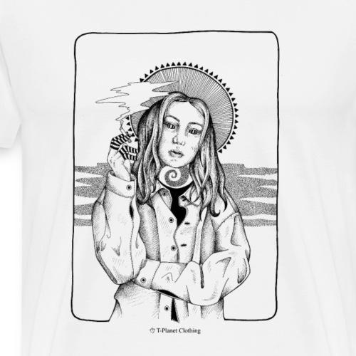 Hypnosis - Maglietta Premium da uomo