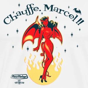 Chauffe, Marcel !! - T-shirt Premium Homme