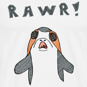 Porg is angry ! - T-shirt Premium Homme