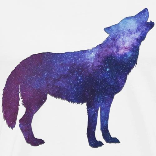 Starwolf Howl - Men's Premium T-Shirt