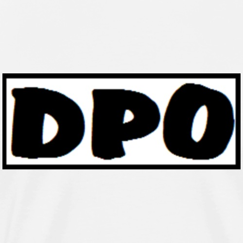 DPO MERCH BUSINESS - DOPPY ONLINESHOP MERCHANDISE - Männer Premium T-Shirt