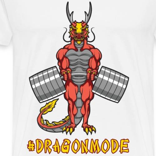 #Dragonmode - Men's Premium T-Shirt