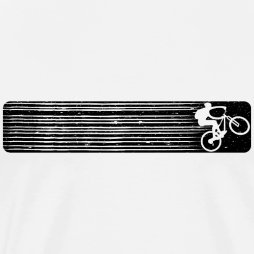 Mountainbike MTB - Männer Premium T-Shirt