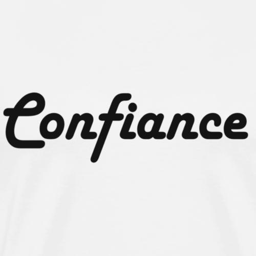 Confiance - T-shirt Premium Homme