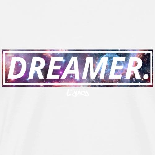 DREAMER - L'juicy - Männer Premium T-Shirt