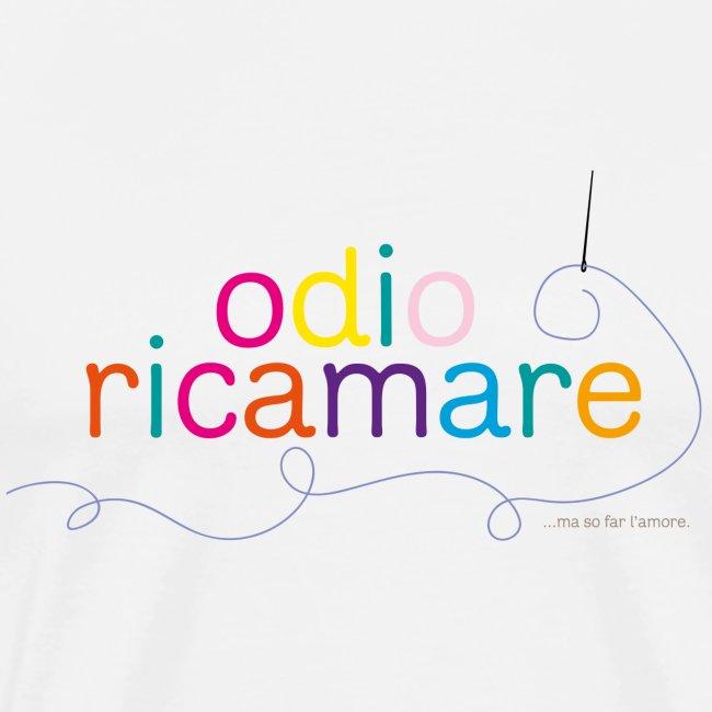 Odio Ricamare.