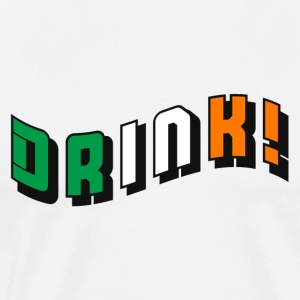 drink Ireland - Men's Premium T-Shirt